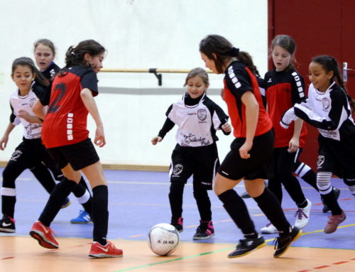 Iris Woman Futsal Promotion